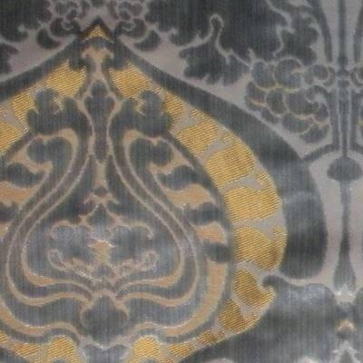 Velluto Torcello 131-3940 azzurro | Tessiture Bevilacqua