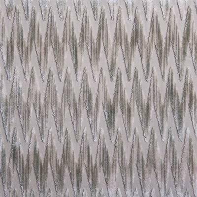 Velluto Zig Zag stone 652-3975 | Tessitura Bevilacqua