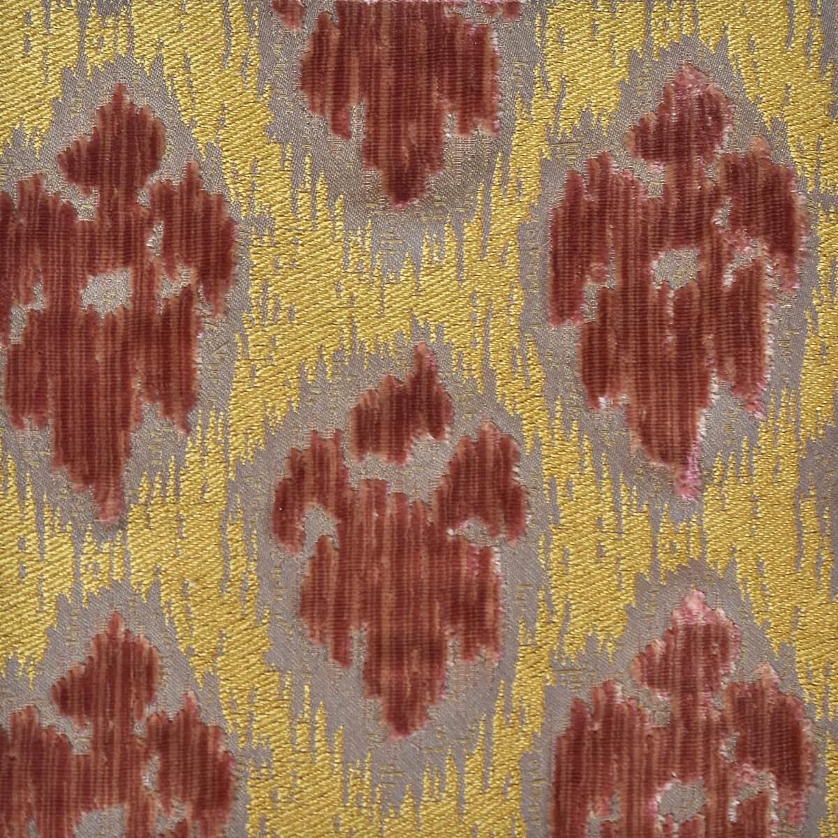 Velluto bacchetta Lancé 018-3370S rosa antico | Tessiture Bevilacqua