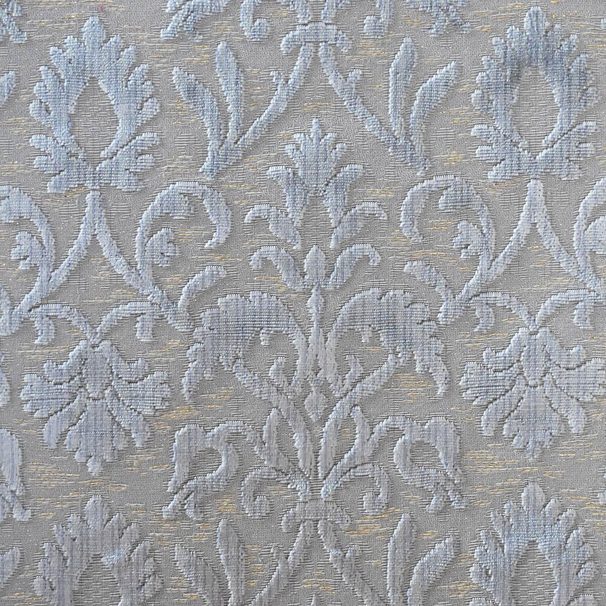 Velluto bacchetta Rinascimento 201-39361S azzurro | Tessiture Bevilacqua