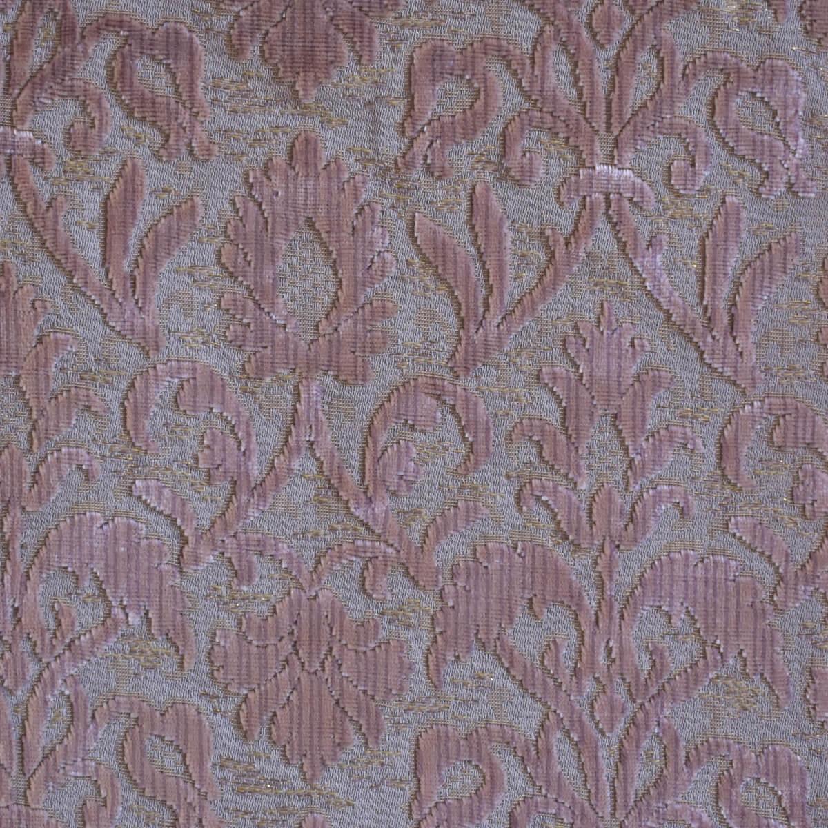 Velluto bacchetta Rinascimento 206-39361S lilla | Tessiture Bevilacqua