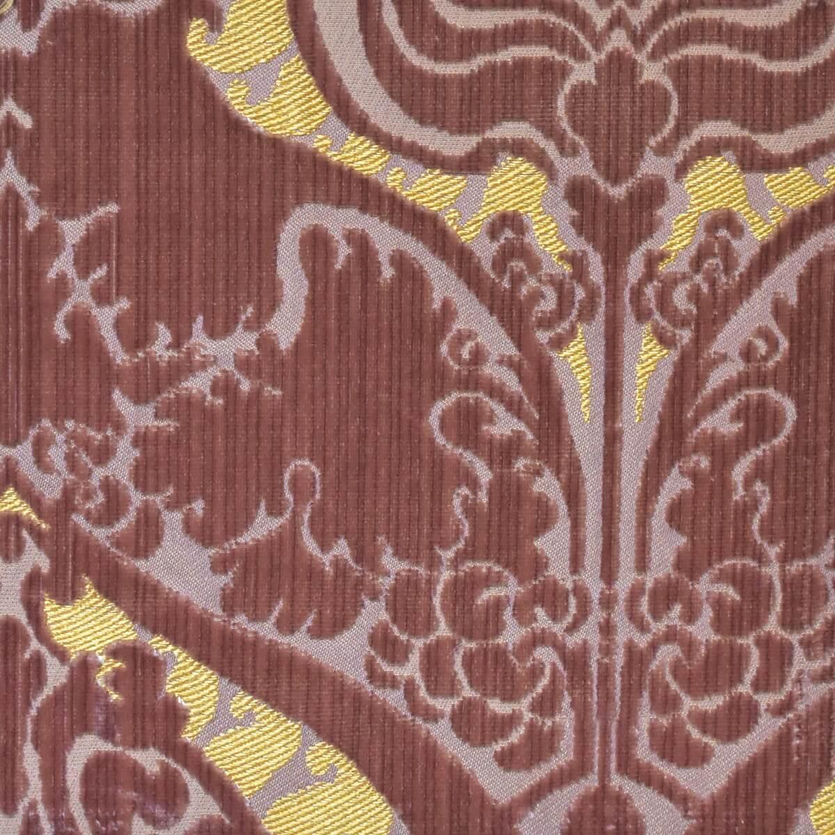 Velluto bacchetta Torcello 136-3940S lilla | Tessiture Bevilacqua