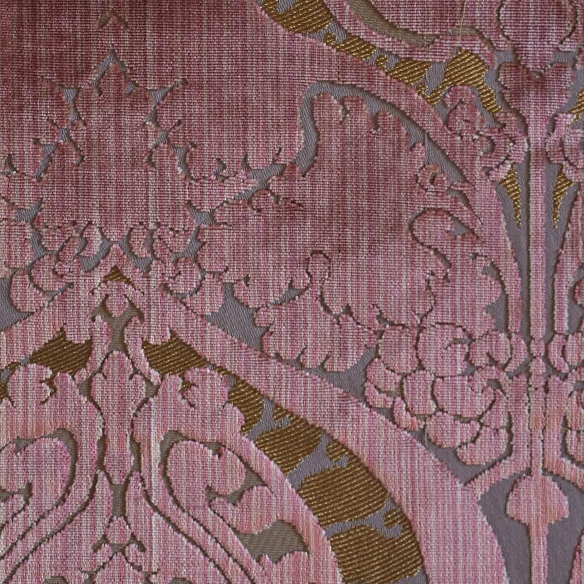 Velluto bacchetta Torcello 138-3940S rosa antico | Tessiture Bevilacqua