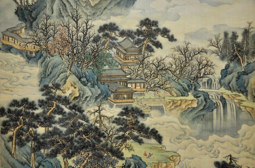 Seidenlegenden 3: Wie die Seide China verließ