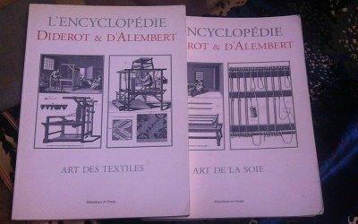La tessitura secondo Diderot e D'Alembert