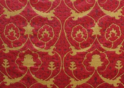 Velluto Gotico-Tessuti pregiati per abbigliamento