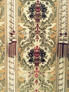 Italian interior fabrics St Regis   Tessiture Bevilacqua
