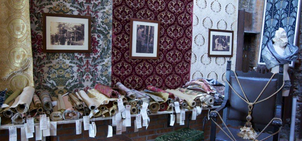 Tessuti pregiati a Venezia | Tessiture Bevilacqua