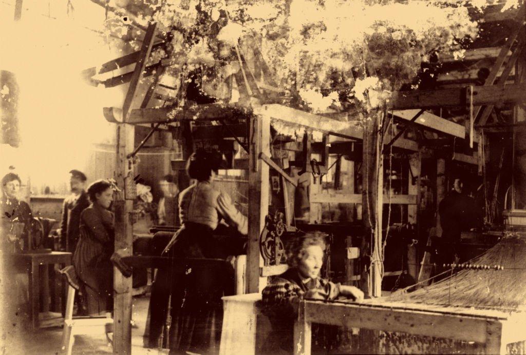 Tessitura antica | Tessitura Bevilacqua