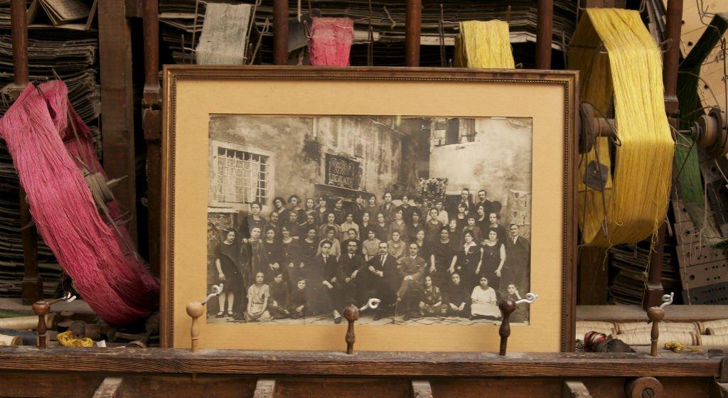 Bevilacqua brothers Italian velvet manufacturers | Tessitura Bevilacqua