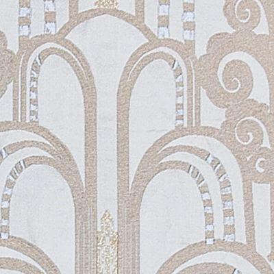 Lampasso Walls 276-34400 perla | Tessitura Bevilacqua