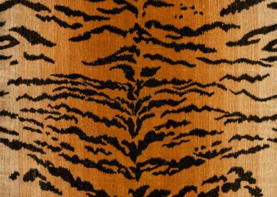 Tigre Cut Velvet
