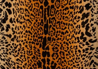 Leopardo Cut Velvet