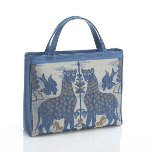 Italian silk fabrics used on handbags inspired by Venice 4da7c85f5a234