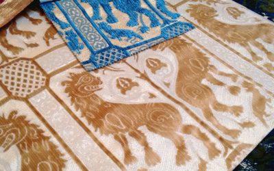 L'Arte della Seta a Venezia: i primi tessitori