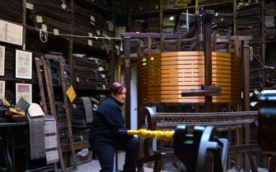 Il filo che unisce 4 secoli di velluti