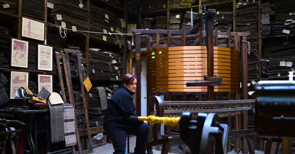 Produzione di velluti a Venezia | Tessitura Bevilacqua