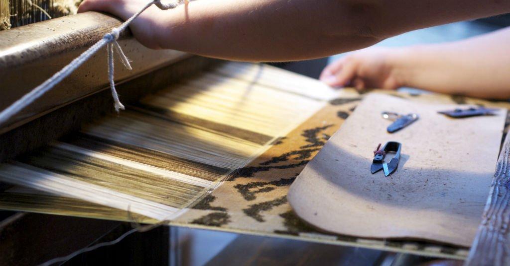 Tessitura artigianale a Venezia | Tessitura Luigi Bevilacqua