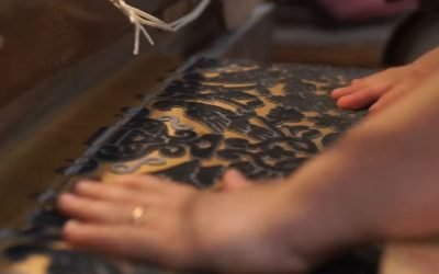 The hands behind fabrics: the weavers at Tessitura Bevilacqua