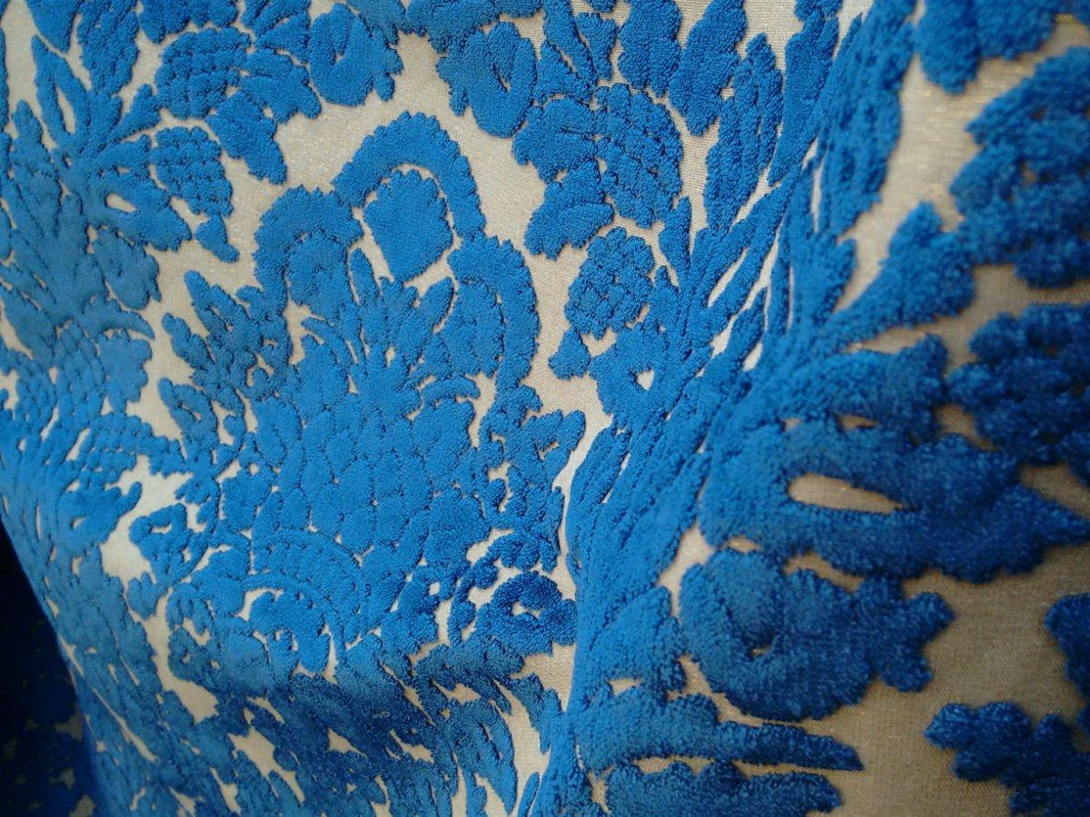 Velluto di seta Ardis dettaglio | Tessitura Bevilacqua
