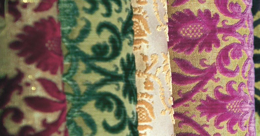 Velluti per abbigliamento nel Rinascimento | Tessitura Bevilacqua