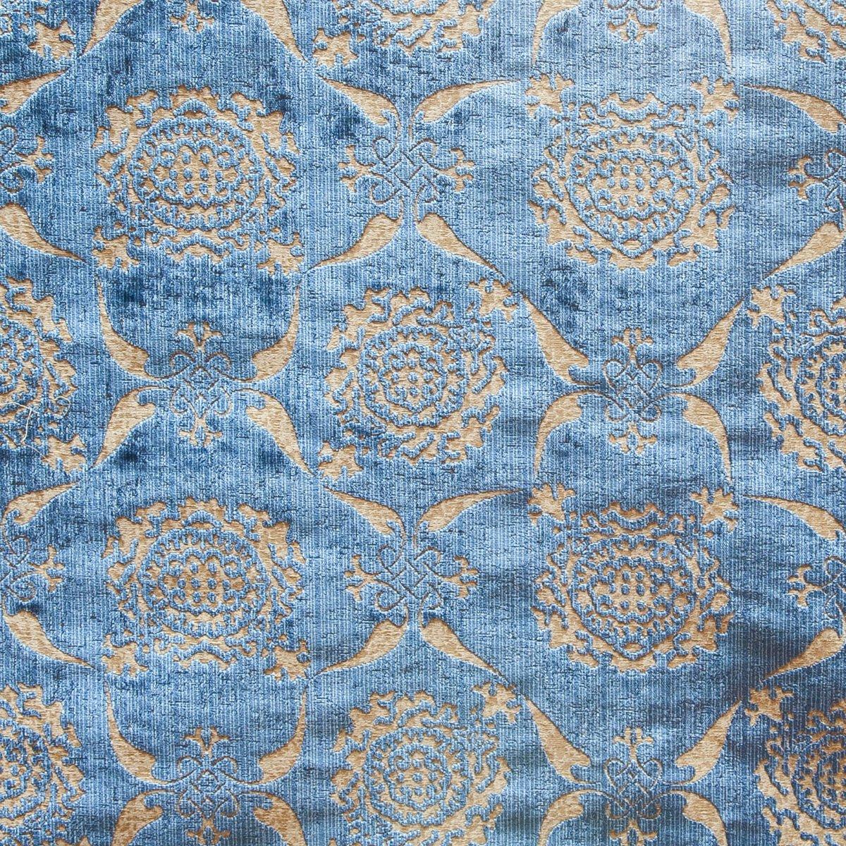 Velluto soprarizzo Sforza | Tessitura Bevilacqua