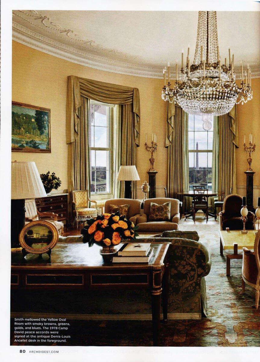 Architectural Digest 12-2016-80 | Tessitura Bevilacqua