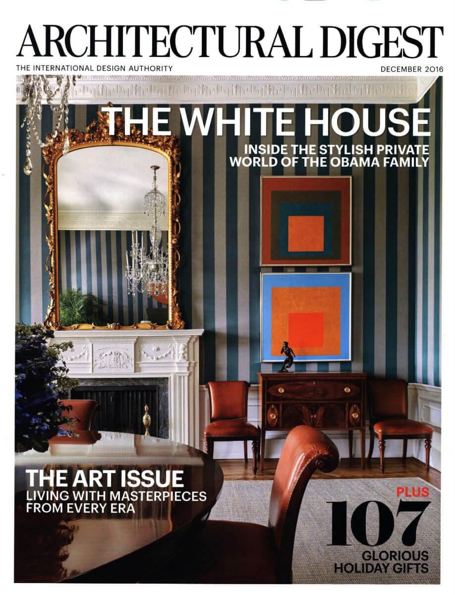 Architectural Digest 12-2016