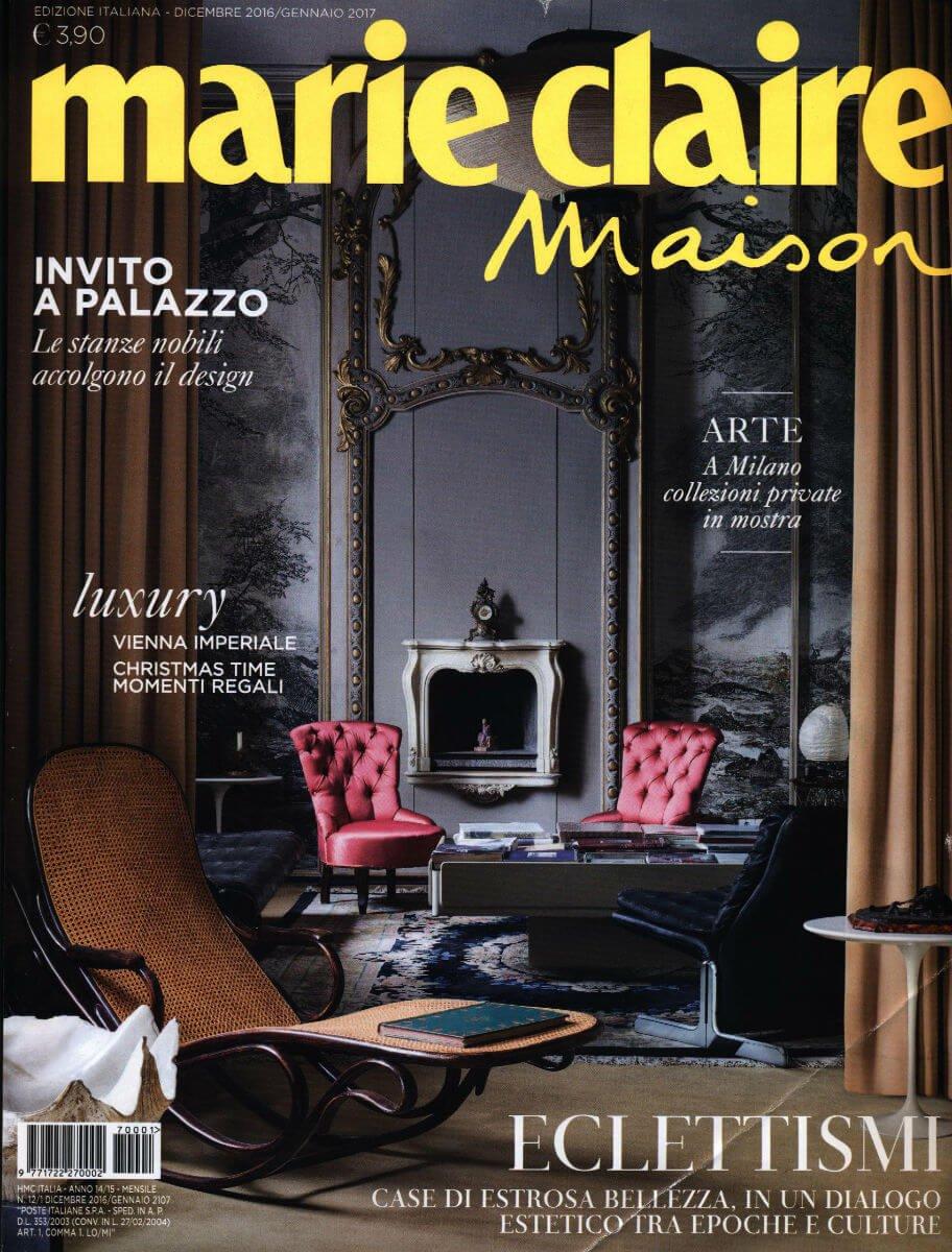 Marie Claire Maison Italia 12-2016