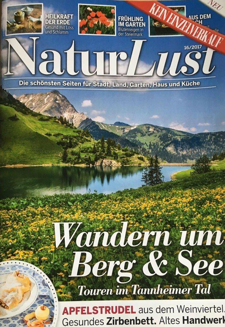 Naturlust 16-2017 | Tessitura Bevilacqua