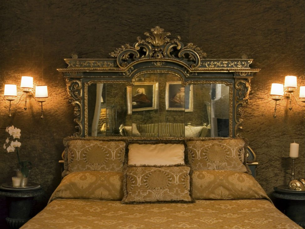 Cuscini damasco arredamento Metropole | Tessiture Bevilacqua