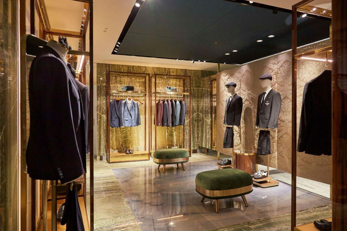 Boutique D&G Palazzo Torres Damask 31089R | Tessiture Bevilacqua