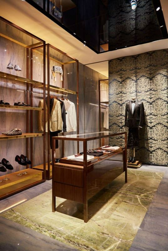 Boutique D&G Palazzo Torres Damask 31089R_02 | Tessiture Bevilacqua