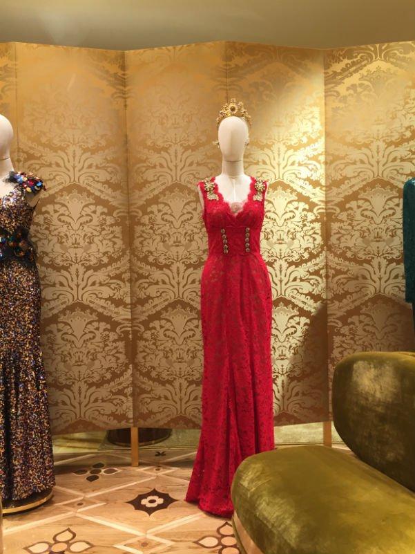 Boutique D&G Palazzo Torres Damask 31089R_04 | Tessiture Bevilacqua