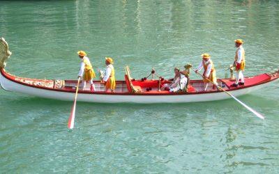 Exploring 15th-century Venice with the Historical Regatta