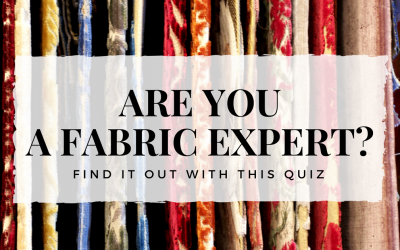 Test: How well do you know the world of fabrics?