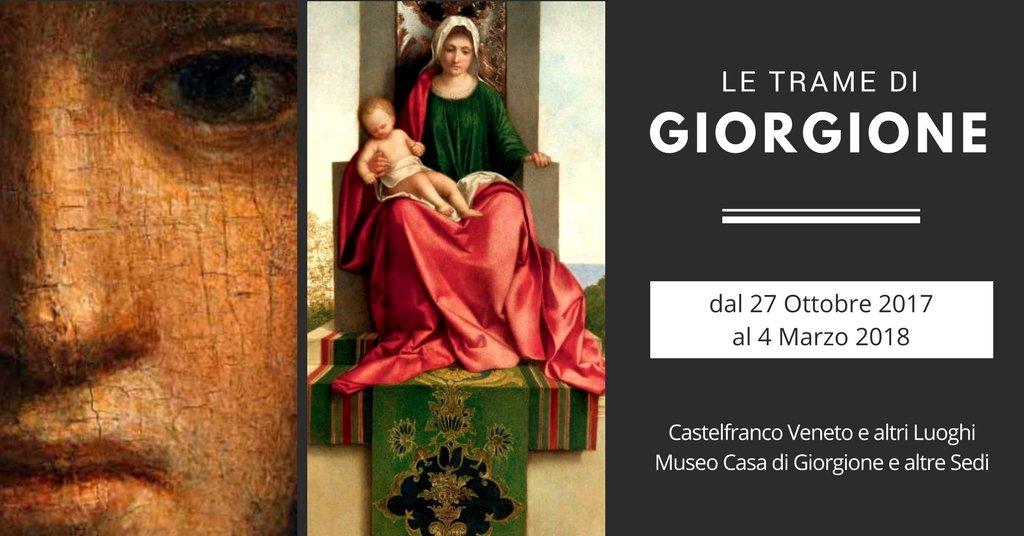Le Trame di Giorgione: una mostra tra tessuti e dipinti del Cinquecento
