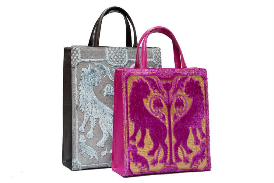 Bevilacqua Tote Bag | Tessitura Bevilacqua