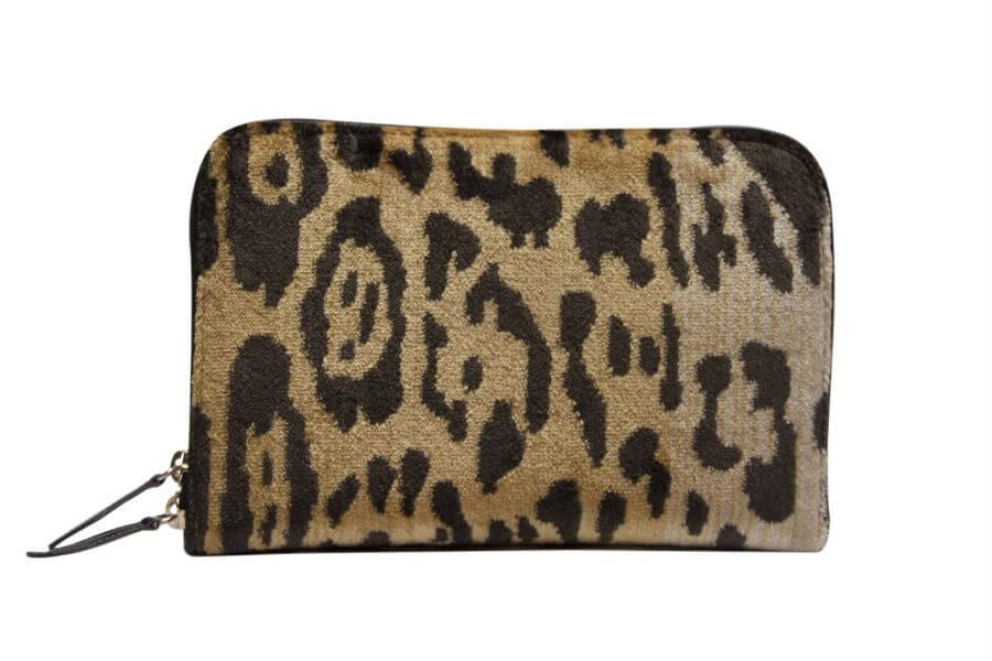 Bianca-Leopardo sabbia-1 | Tessitura Bevilacqua