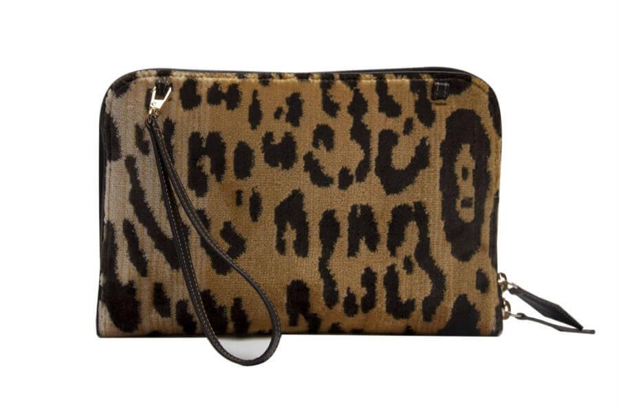 Bianca-Leopardo sabbia-2 | Tessitura Bevilacqua