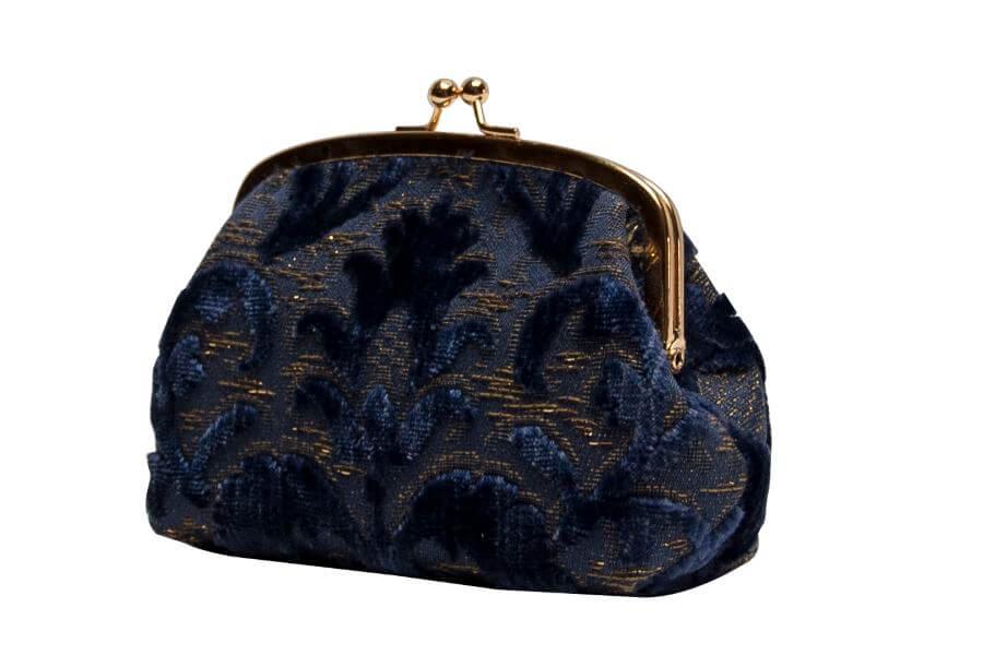 Isabella-Rinascimento blu-3 | Tessitura Bevilacqua