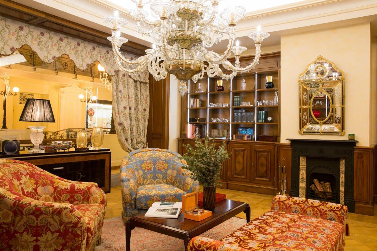 Bosco Casa tessuti Bevilacqua-4 | Tessitura Bevilacqua