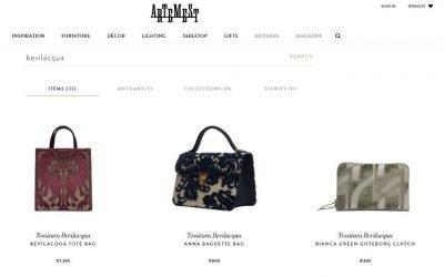 Scoprite i nostri prodotti su Artemest