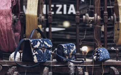 Bevilacqua handbags: an Italian artisanal product combining surprise and elegance