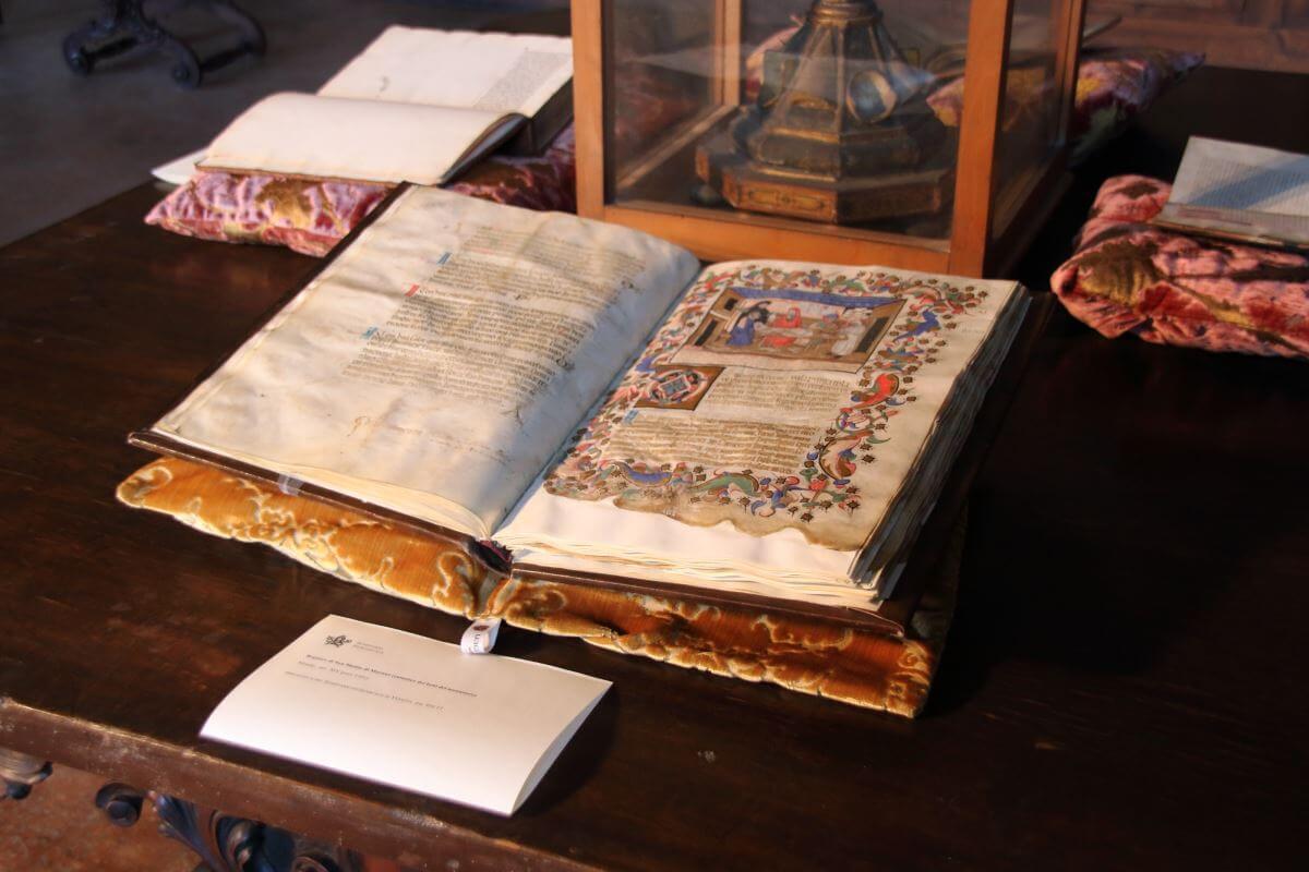 Cuscini Archivio Patriarcato Venezia-1 | Tessitura Bevilacqua
