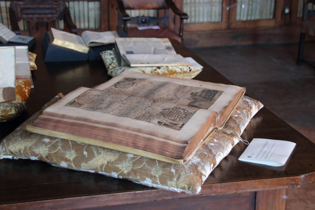Cuscini Archivio Patriarcato Venezia-8 | Tessitura Bevilacqua