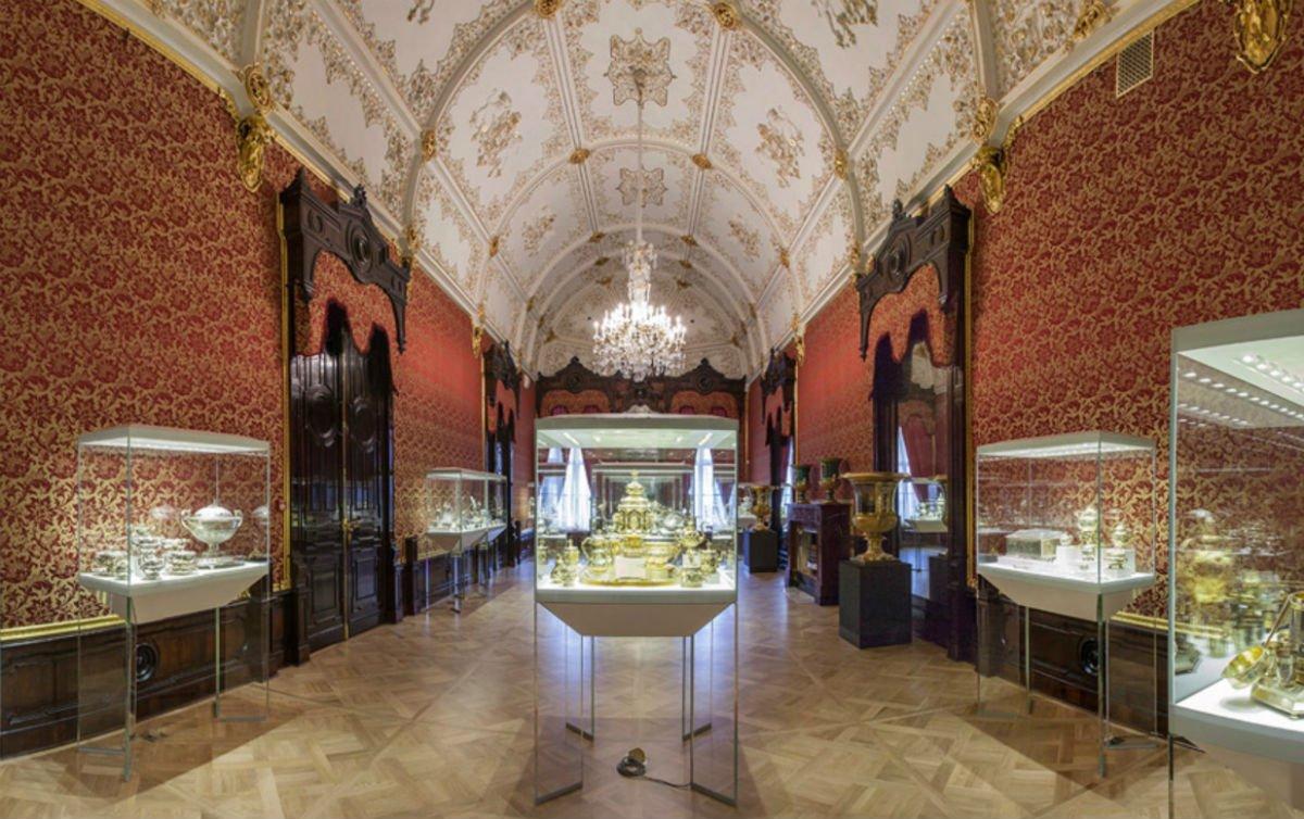 Faberge Museum-2 | Tessitura Bevilacqua