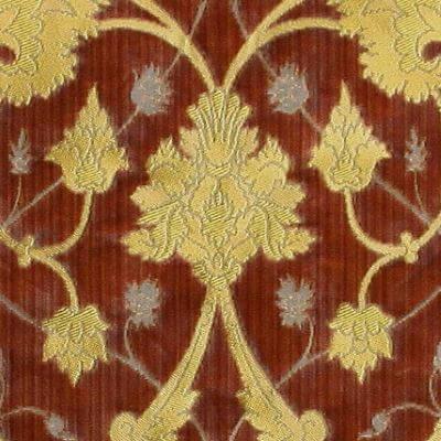 Velluto Ca' d'Oro 358-3283 rosa antico | Tessiture Bevilacqua