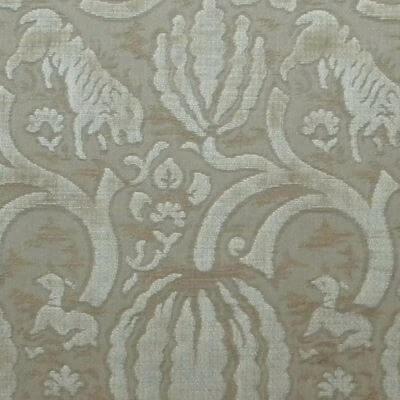 Velluto Caccia 052-3349 avorio | Tessiture Bevilacqua