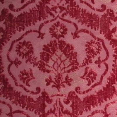Velluto Cardi 070-3335 rosso | Tessiture Bevilacqua